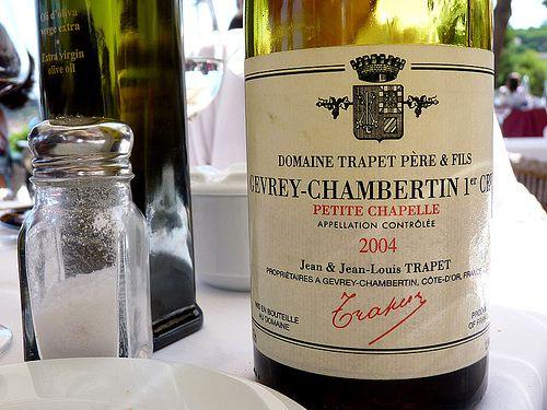 Gevrey-Chambertin (bouteille)