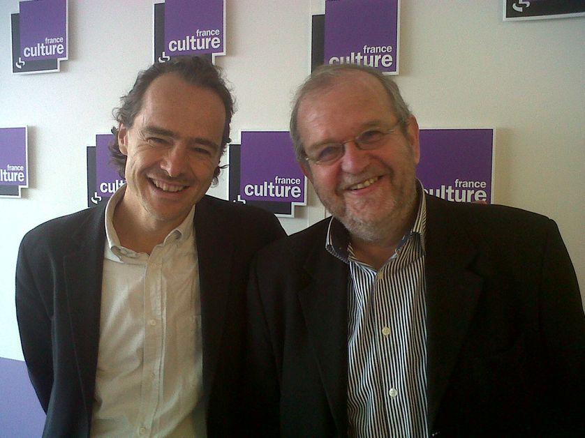 Alban Cerisier et Christian Thorel
