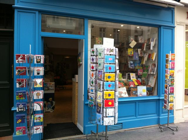 la librairie La Belle Lurette