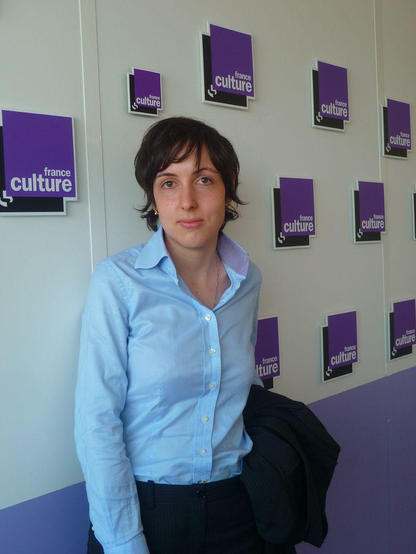 """Agathe Cagé, co-fondatrice du think tank """"Cartes sur table"""""""