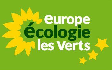 Logo Europe Ecologie Les Verts