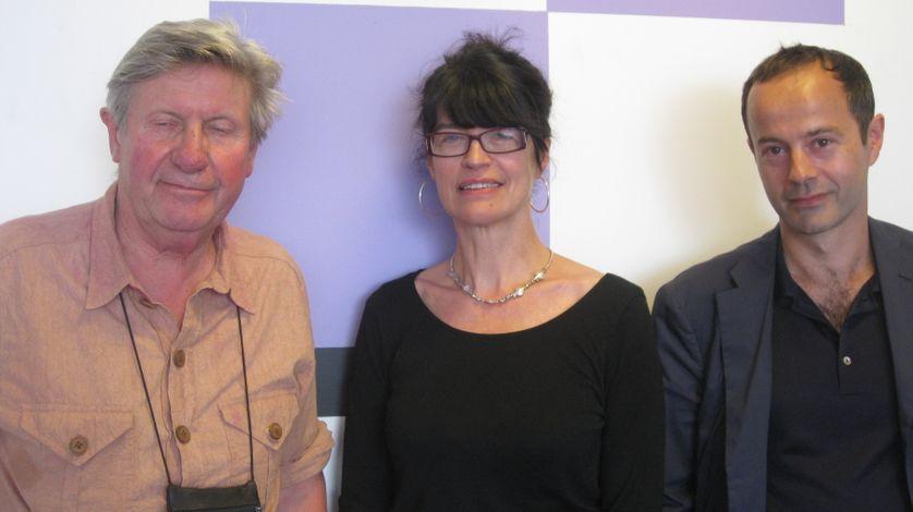 Hervé Gloaguen, Agnès Sire, Quentin Bajac