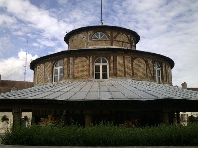 La Halle d'Ervy le Chatel