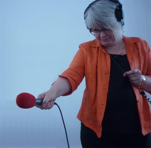 Portrait Marjorie Van Halteren micro