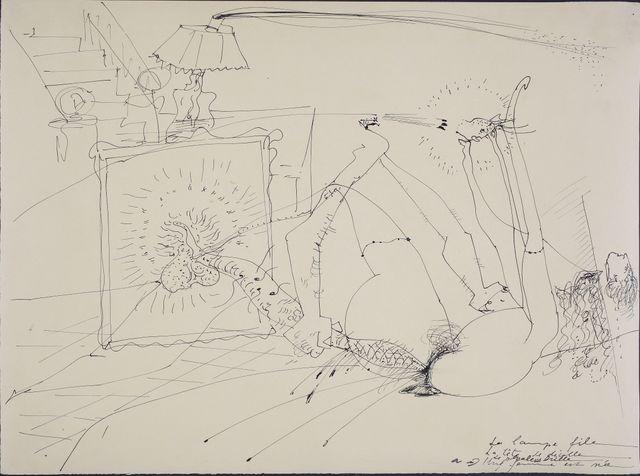 André Masson, Naissance de la femme, 1938