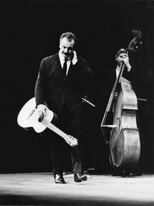 Georges Brassens en 1964