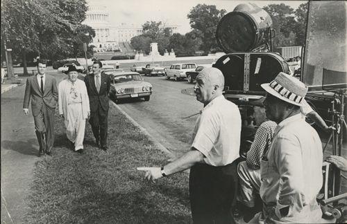Tempête à Washington d'Otto Preminger (1962) © Fox-Hollywood Classics