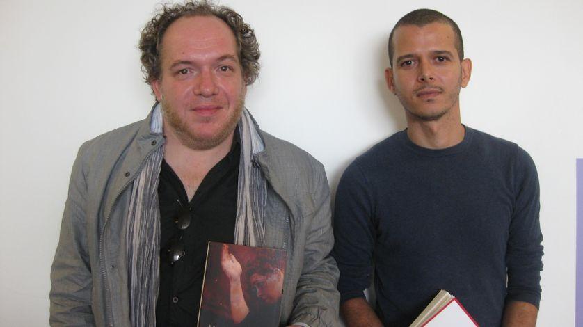 Mathias Enard, Abdellah Taïa