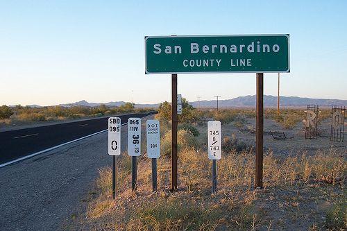 San Bernardino, Californie