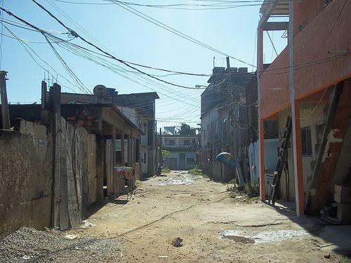 Rue de la Vila Autodromo