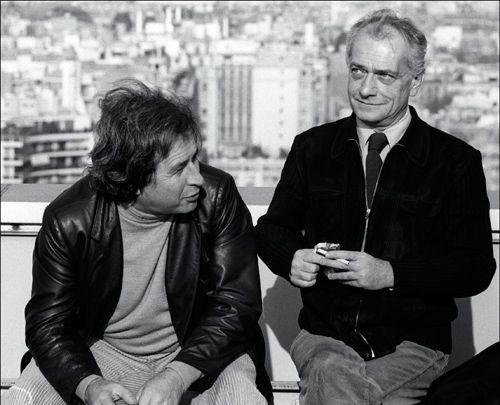 Pierre Codou et Jean Garretto en 1980