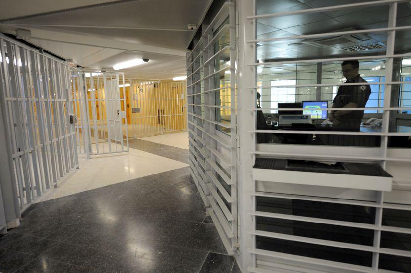prison de Fleury-Merogis