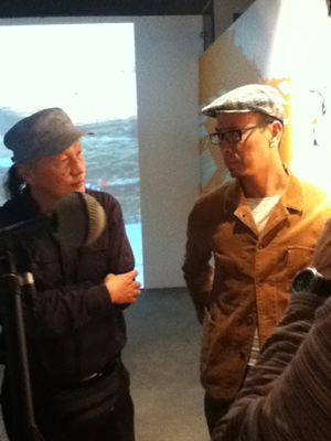 Les architectes Roan Ching-Yueh et Hsieh Ying-Chun