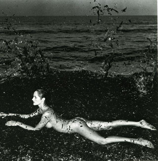 La photo d'Helmut Newton choisie par Bruno Mouron