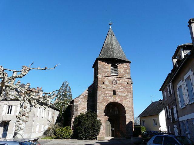 Eglise Saint Julien à Varetz