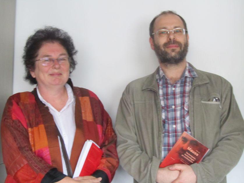 Florence Weber et Nathan Schlanger