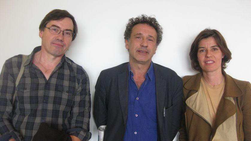 Alain Martin, Emmanuel Finkiel, Irène Jacob