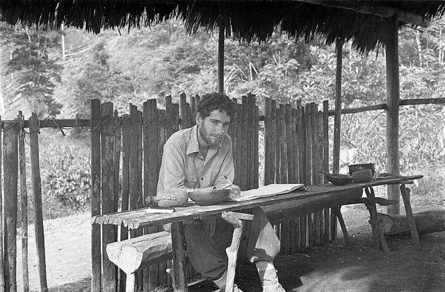 Philippe Descola, Amazonie équatorienne, 1976