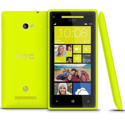 Le nouveau 8X d'HTC