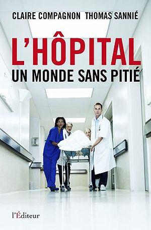 couverture du livre l'hopital de Claire Compagnon