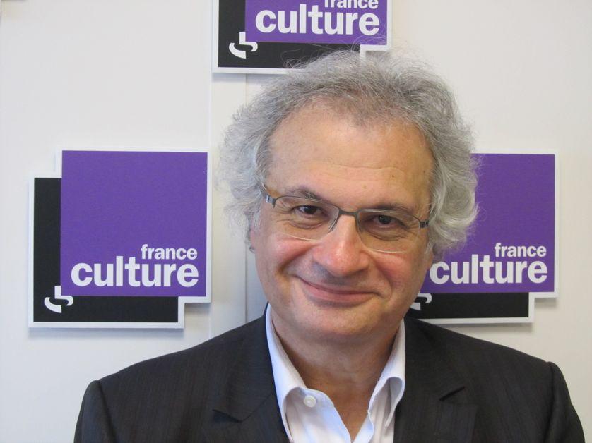 Amin Maalouf au Matins de France Culture