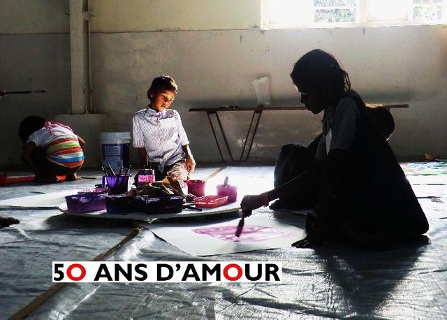"""""""50 ans d'amour"""""""