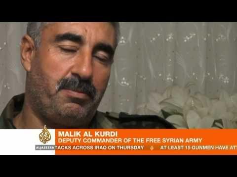 Al Jazeera speaks to FSA deputy commander