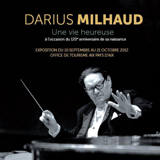 Exposition Darius Milhaud