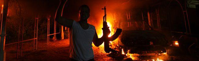 Benghazi - attaque du consulat américain