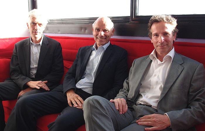 Olivier Lecomte, Jacques Lewiner et Philippe Schmitt