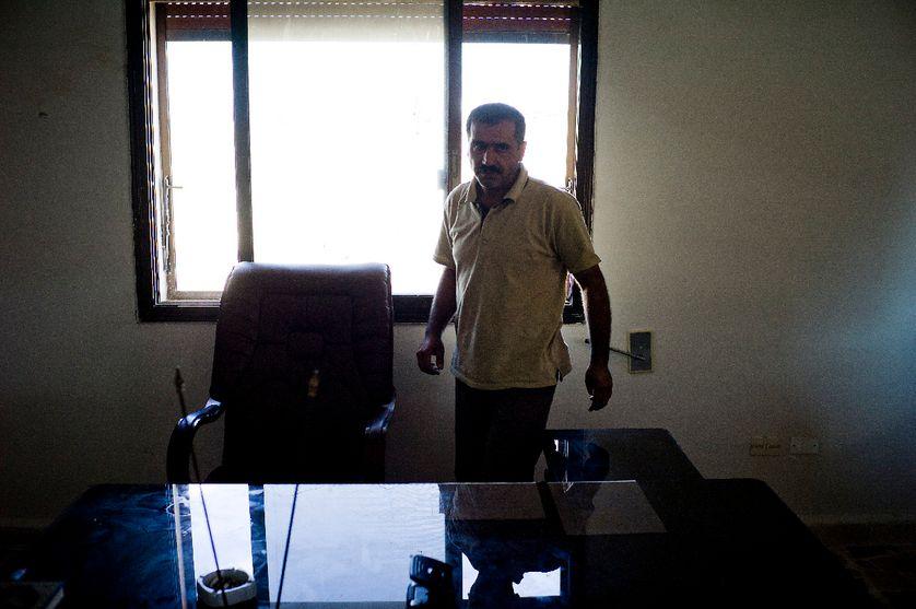 Abou Brahim, chef d'une katiba de 60 hommes