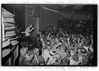 Sex Pistols en Norvège  1977