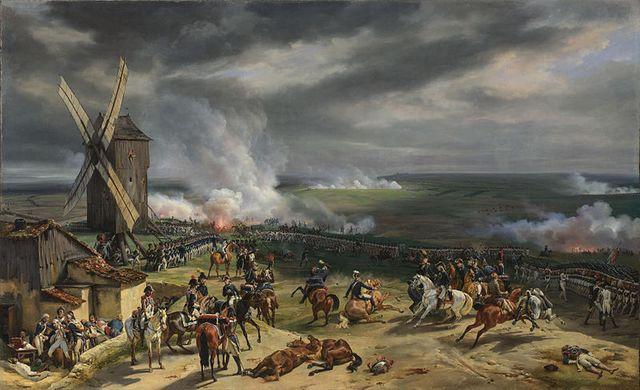 Bataille de Valmy, le 20 septembre 1792
