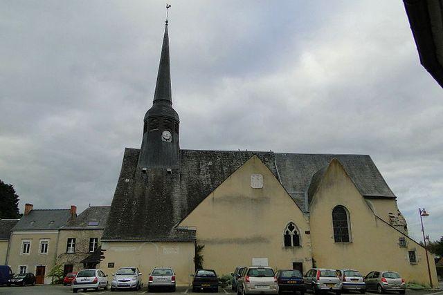 Eglise de Cérans-Foulletourte
