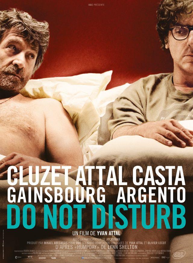 do not disturb affiche