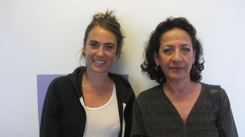 Sandra Iché, Hoda Barakat