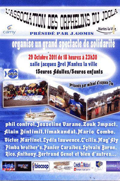 Orphelins du Joola