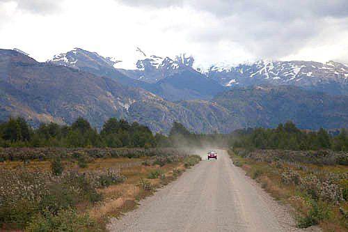 Chili, région de Aysen, Cochrane