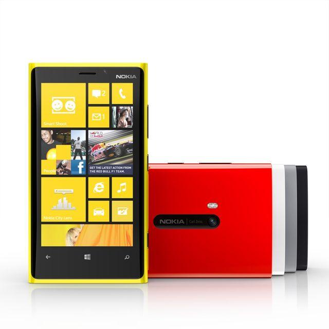 Le nouveau Nokia Lumia 920