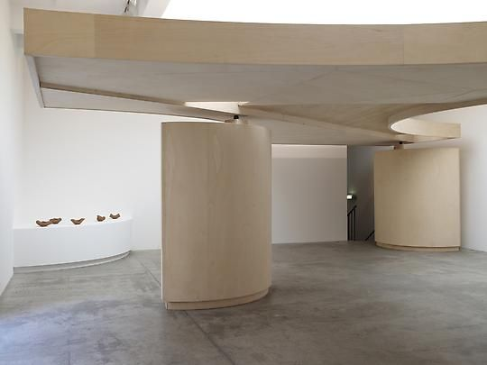 Shade between rings of air, 2003