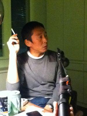 Le cinéaste Doze (Niu Chen Zer)