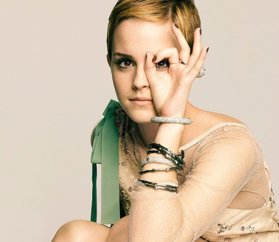 Emma Watson, appât privilégié des pirates