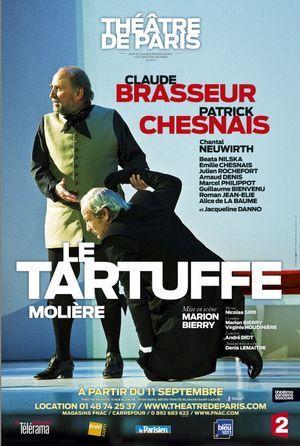 afiche tartuff