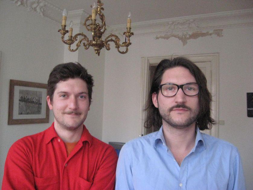 Pierre et Alexandre Kastner