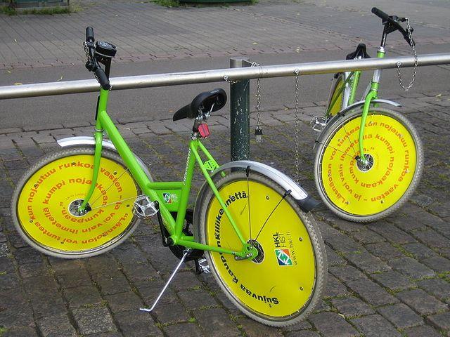 City Bikes - Helsinki