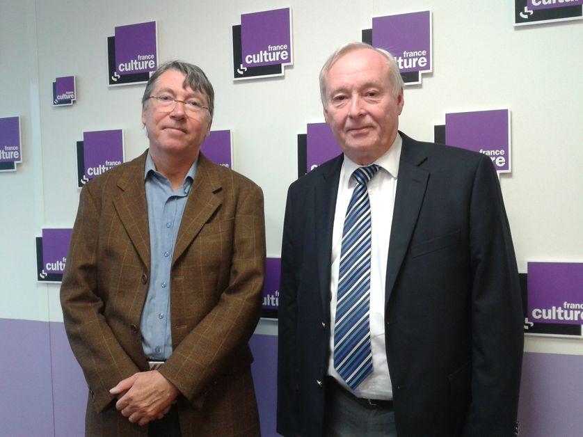 Eric Dupin et Claude Dilain