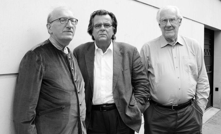 JC Milner, P. Petit, A. Badiou