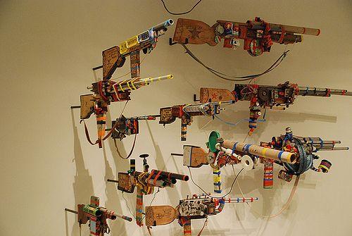 Les fusils d'André Robillard