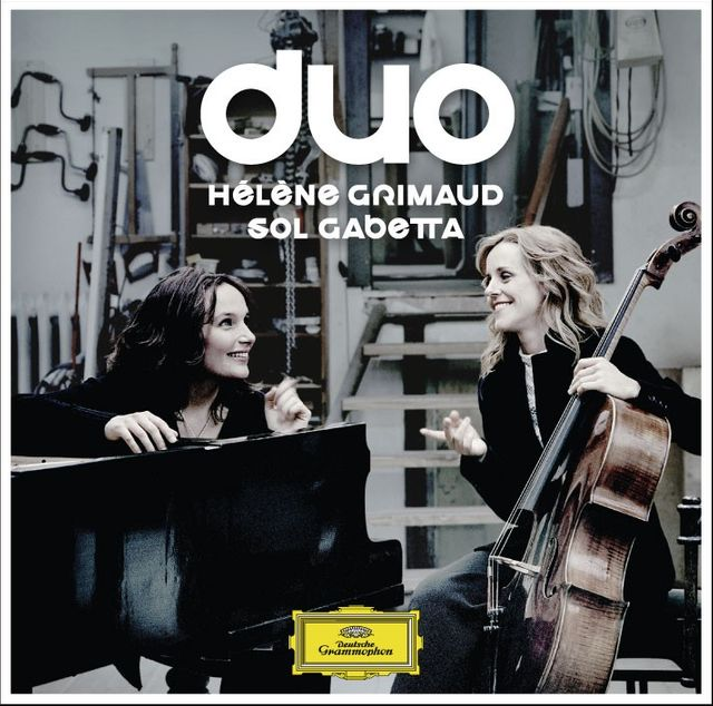 """Duo"", Hélène Grimaud et Sol Gabetta"