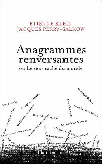 Les anagrammes renversantes